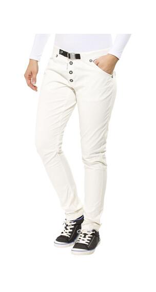 Gentic Hazardcat - Pantalon Femme - blanc